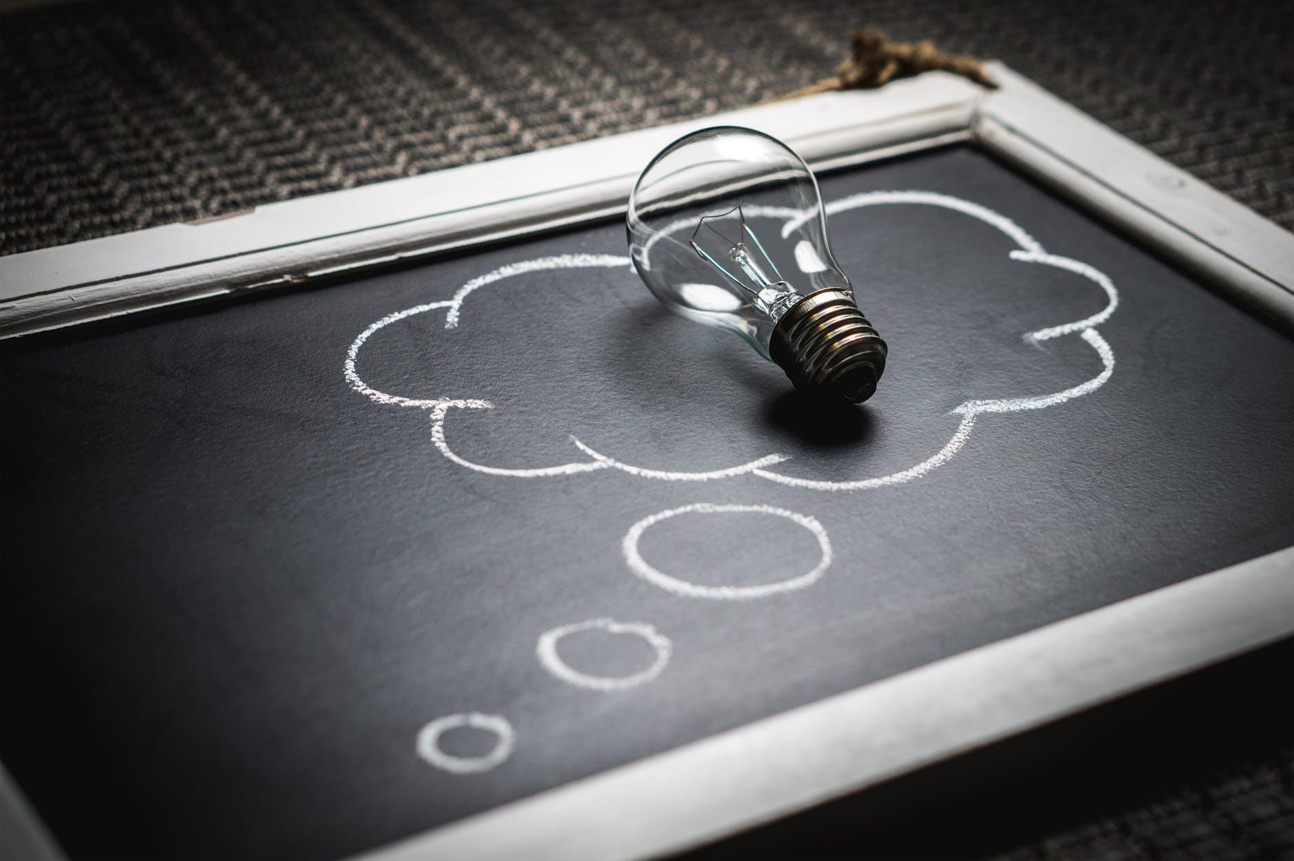 Link for Ideas, ideas trading platform