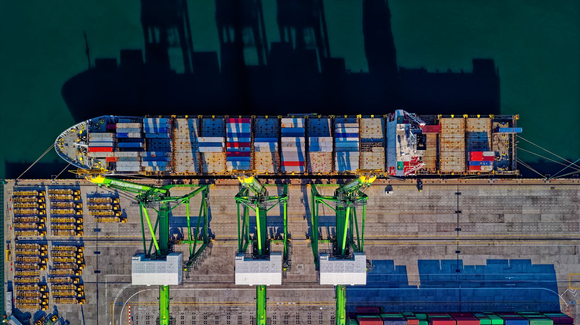 Link for Ideas International Logistics Sea Freight Solution